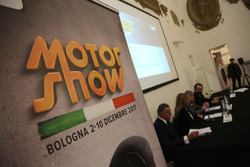 Conferenza Stampa Motor Show di Bologna 2017