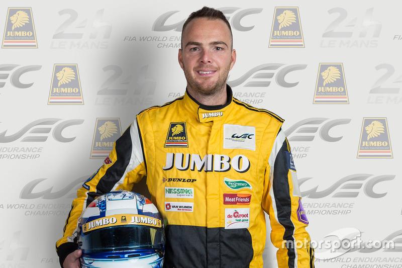 Гидо ван дер Гарде, Racing Team Nederland