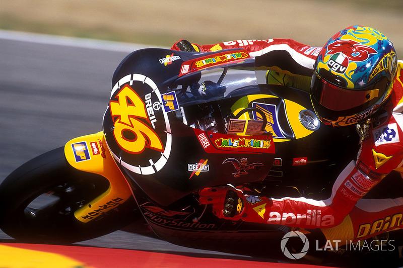 Valentino Rossi - GP 250cc Mugello 1998