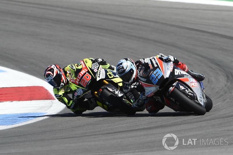 Fabio Quartararo, Speed Up Racing, Marcel Schrötter, Dynavolt Intact GP