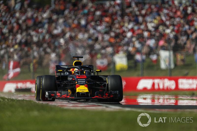 Hungary: Daniel Ricciardo