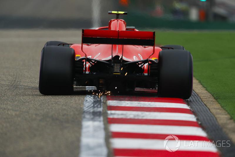 5. Кімі Райкконен, Ferrari — 30