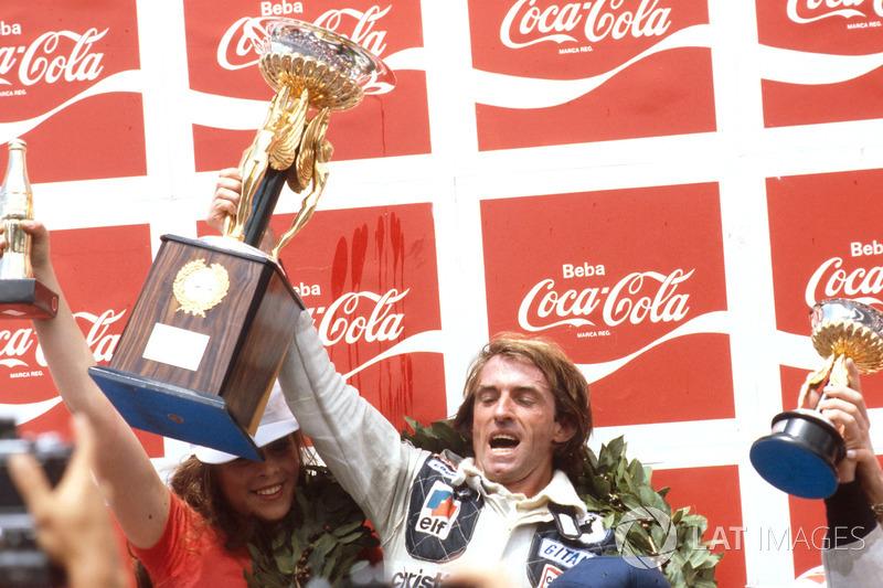 Jacques Laffite: 1 Grand Chelem