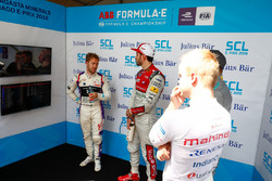 Sam Bird, DS Virgin Racing, Daniel Abt, Audi Sport ABT Schaeffler, Nelson Piquet Jr., Jaguar Racing, Felix Rosenqvist, Mahindra Racing