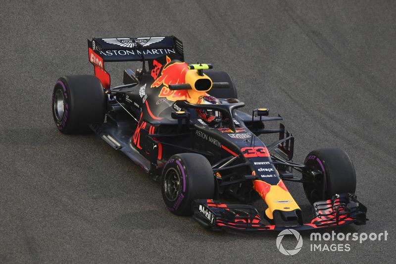 2018: Red Bull Racing RB14 Renault (4 победы, 3-е место в КК)