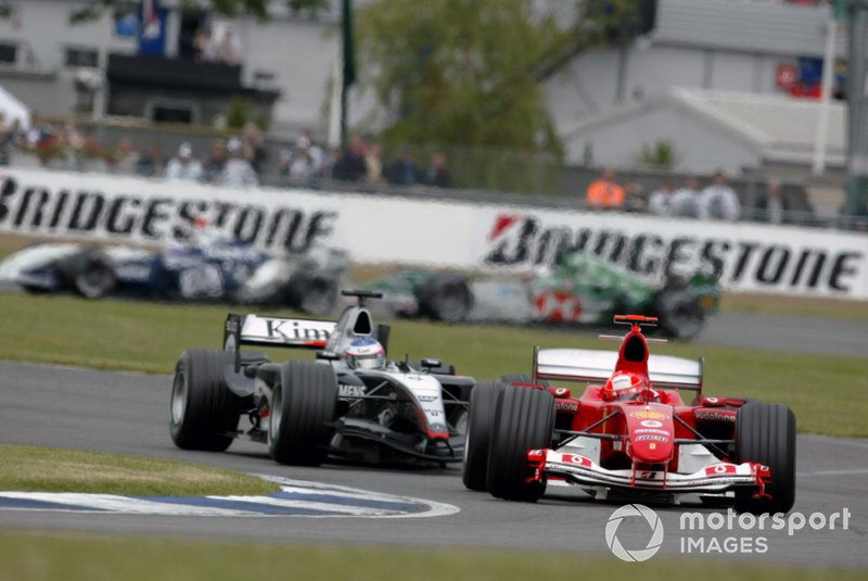 80勝目:2004年イギリスGP