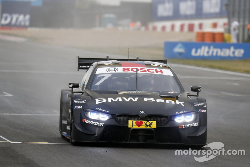 3. Bruno Spengler, BMW Team RBM, BMW M4 DTM