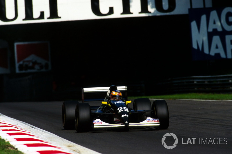Четвертым Гран При Италии завершил Карл Вендлингер из Sauber.