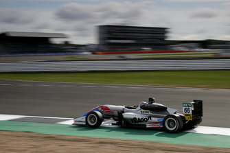 Hon Chio Leong, Hitech Bullfrog GP Dallara F317 - Mercedes-Benz