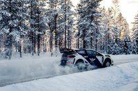 Develación del Ford M-Sport de Valtteri Bottas