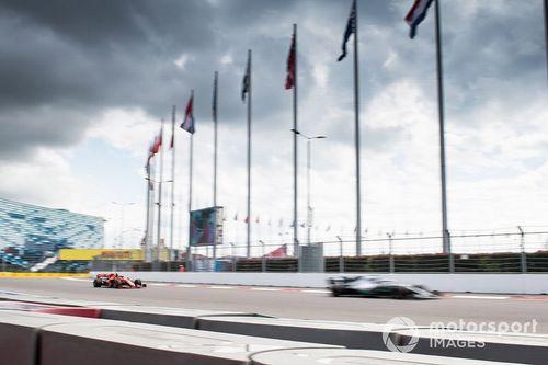 LIVE F1 - Le GP de Russie en direct