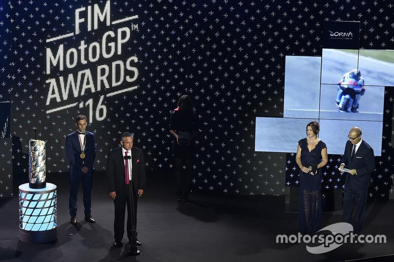 Moto2-Weltmeister 2016: Johann Zarco, Ajo Motorsport