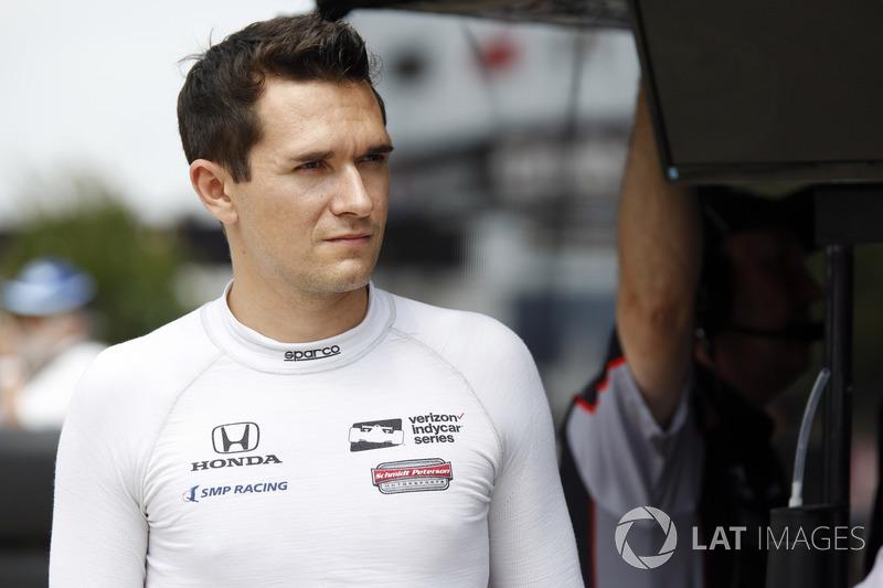 Но две недели спустя команда объявила, что Алешин не поедет в оставшихся гонках сезона. Сам Алешин заявил, что теперь сосредоточится на доработке прототипа BR1 для гонок выносливость команды SMP Racing