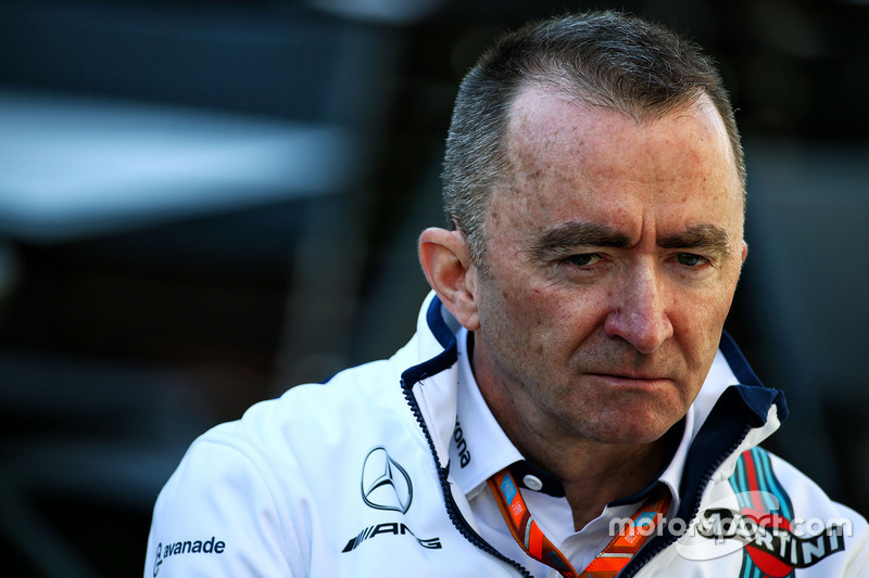 Paddy Lowe, Williams Chief Technical Officer