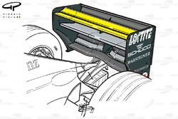 DUPLICATE: McLaren MP4-14 rear wing