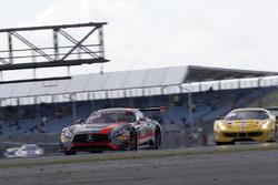 #84 Mercedes-AMG Team HTP Motorsport, Mercedes-AMG GT3: Maximilian Buhk, Franck Perera, Jimmy Eriksson