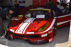 #50 Inging & Arnage Racing Ferrari 488 GT3: Akihiro Tsuzuki, Morio Nitta