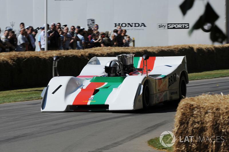 Стивен Хепуорт на BRM чемпионата Can-Am