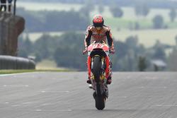 Zieldurchfahrt: Marc Marquez, Repsol Honda Team