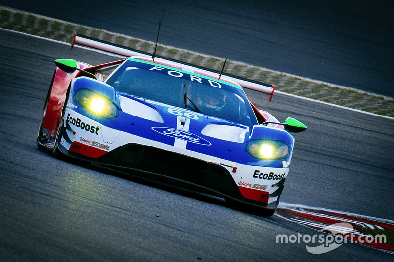 Ford Chip Ganassi Racing Ford Gt Olivier Pla Stefan Mucke