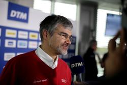 Глава Audi Sport Дитер Гасс