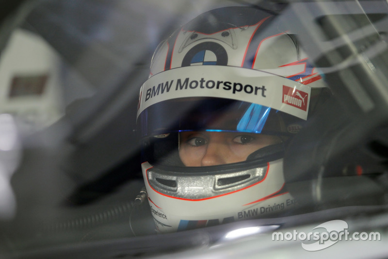 Tom Blomqvist, BMW M4 DTM