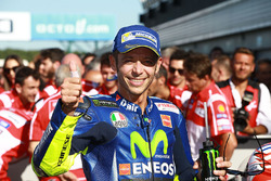 Derde Valentino Rossi, Yamaha Factory Racing