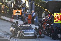 Harrison Burton, Kyle Busch Motorsports Toyota, Sunoco