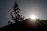Sonnenaufgang am Pikes Peak