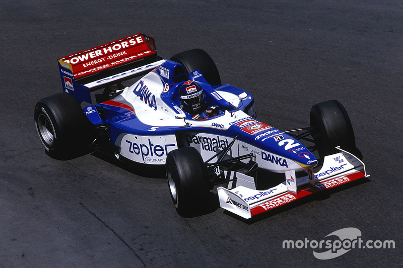 #2 : Pedro Diniz, Arrows A18