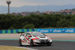 Norbert Michelisz, Honda Civic TCR