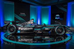 Презентація лівреї Jaguar Racing