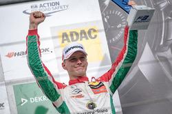Podio: il terzo classificato Maximilian Günther, Prema Powerteam Dallara F317 - Mercedes-Benz