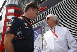 Dr Helmut Marko, Red Bull Motorsporları Danışmanı ve Bernie Ecclestone