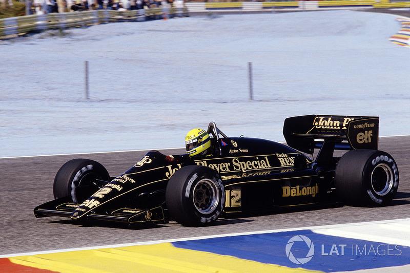 1986 Lotus Renault