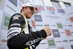 Подіум: переможець Ландо Норріс (Carlin, Dallara F317 Volkswagen)