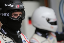 Toyota Gazoo Racing team member
