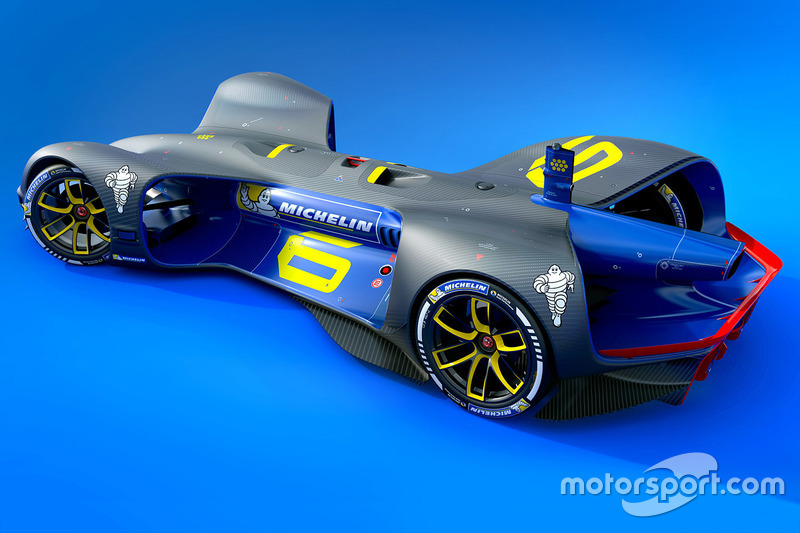 Michelin Roborace partnership