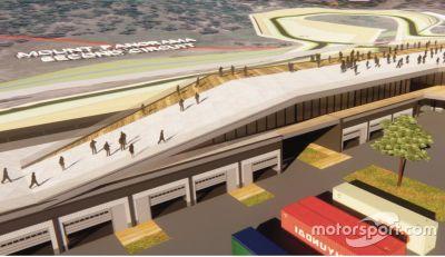 Artwork of new Bathurst circuit
