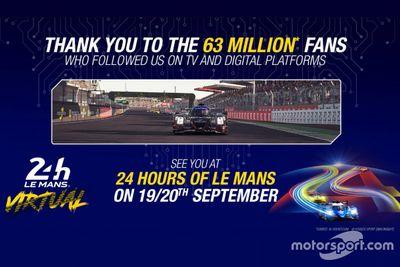 Le Mans 24h Virtual