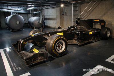 Toyota TF109 Formula 1 Chassis
