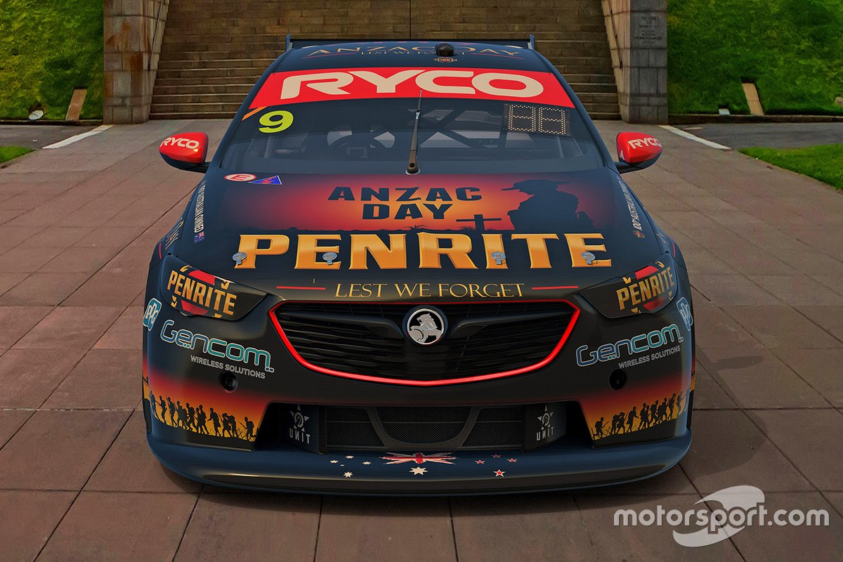 ANZAC Day Livery