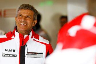 Fritz Enzinger, vice-président de Porsche Motorsport