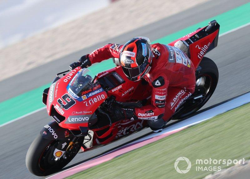 7 место - Данило Петруччи, Ducati Team