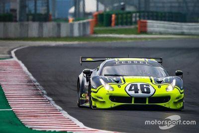 Rossi Misano testing