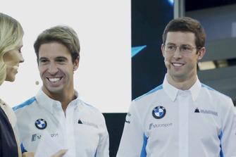 Antonio Felix da Costa, BMW, Alexander Sims, BMW