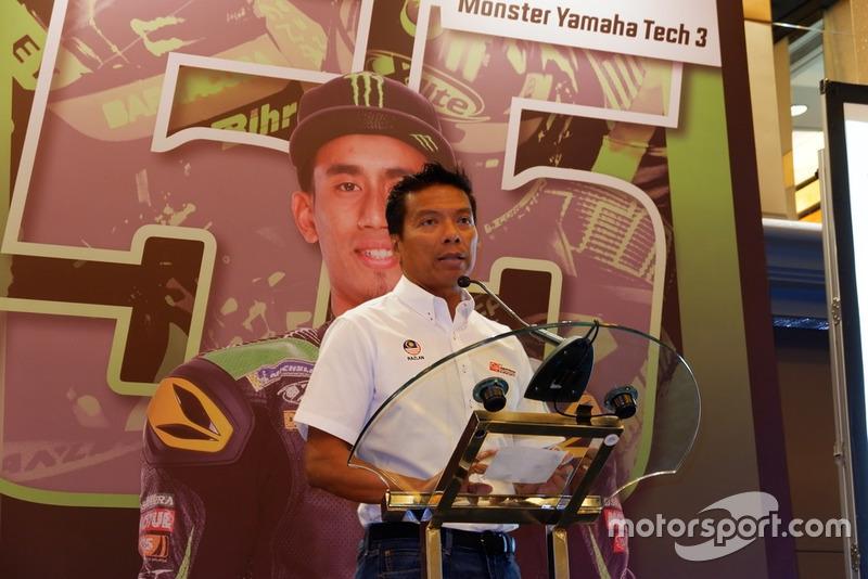 Dato' Razlan Razali, CEO Sepang International Circuit