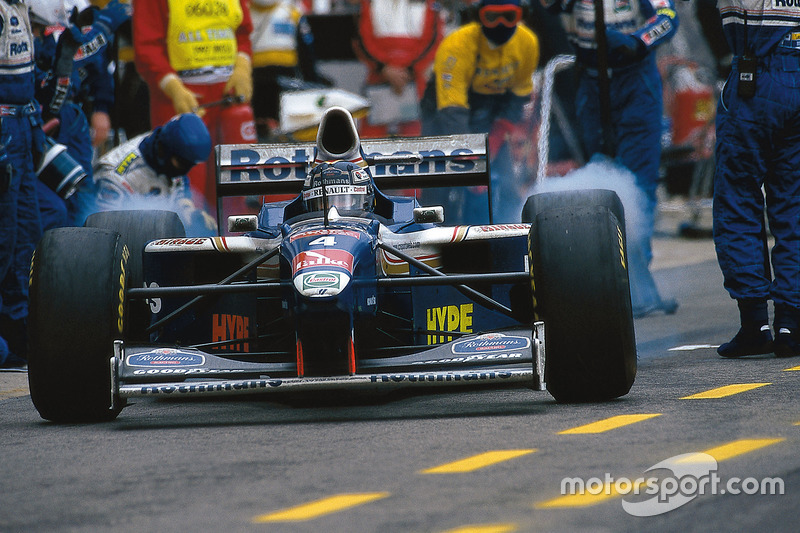 Heinz-Harald Frentzen, Williams FW19