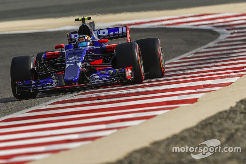 17 місце — Карлос Сайнс, Toro Rosso. Умовний бал — 3,390