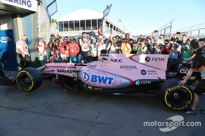 Sahara Force India VJM10